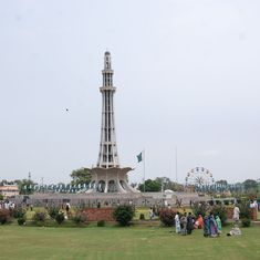 In Lahore, a walk through key landmarks of India's Independence struggle
