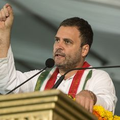 Rahul Gandhi is a devotee of Babar and relative of Khilji, says Bharatiya Janata Party