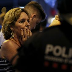 Spain: Man wearing explosive belt shot dead in search for Barcelona attacker, say police