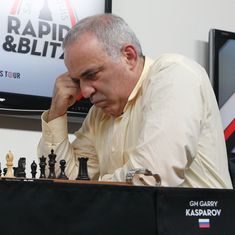 Admiration, nostalgia and expectations war as Garry Kasparov makes a comeback in Saint Louis
