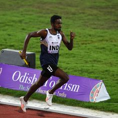 Know your Arjuna awardee: From a small Trichy village, Arokia Rajiv has blazed his way to glory