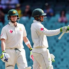 Steve Smith plays up Usman Khawaja, says he'll be a key player for Australia in the summer