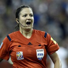 Fifa picks women referees for a men's tournament for the first time at 2017 U-17 World Cup