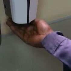 Watch: This soap dispenser won't work for dark-skinned people. Can tech be (inadvertently) racist?