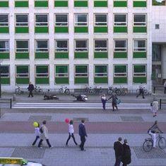Watch: Oscar-nominated Ruben Ostlund's heist film 'Incident By A Bank'