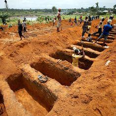 Sierra Leone: Rescue workers find 400 bodies in mudslide, over 600 still missing