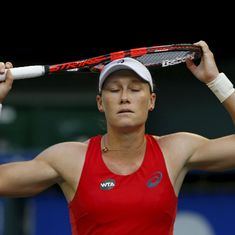 Former champion Samantha Stosur out of US Open with hand injury