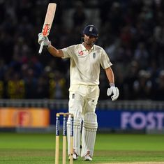 Alastair Cook's double ton, James Anderson's opening spell trouble West Indies