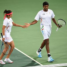 Sania Mirza, Rohan Bopanna to partner each other in mixed doubles at Australian Open: Report