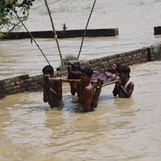 Bihar floods claim 153 lives, leave over one crore stranded in 17 districts