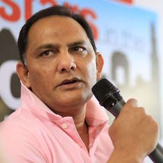 Former India captain Mohammad Azharuddin elected as president of Hyderabad Cricket Association