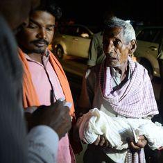 बीते दो दिनों में गोरखपुर के बीआरडी अस्पताल में 36 बच्चों की मौत सहित आज की प्रमुख सुर्खियां