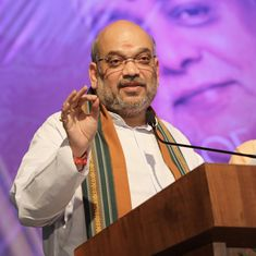 The big news: Amit Shah says Centre spent 4 years correcting UPA's mistakes, and 9 other top stories