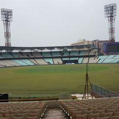 Eden Gardens to host opening India-Sri Lanka Test from November 16-20