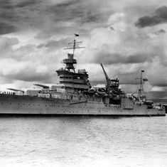 US Navy finds wreckage of World War 2 warship USS Indianapolis 72 years after it sank