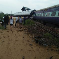 The big news: Railways hints at negligence behind Utkal train derailment, and nine other top stories
