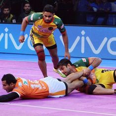 PKL: Puneri Paltan edge out Patna Pirates 47-42, Pink Panthers register narrow win over UP Yoddha