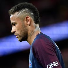 'Barca deserve much better and the whole world knows it': Neymar slams former club's directors