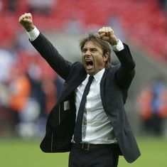 Serie A: Former Chelsea and Juventus boss Antonio Conte appointed new Inter Milan manager