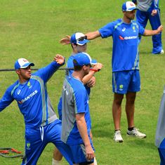 Heavy rains force Australia to cancel two-day warm-up fixture in Bangladesh