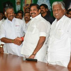 AIADMK crisis: 35 MLAs skip meeting chaired by Palaniswami, party to expel Dinakaran, Sasikala