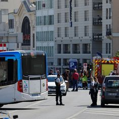 France: One killed after van rams into bus stops in Marseille, driver arrested