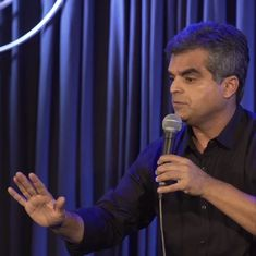 Watch: A comedian's struggles with fatherhood and the Justin Bieber concert in India