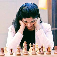 Abu Dhabi International Chess: Harika Dronavalli registers third win, re-enters top-10