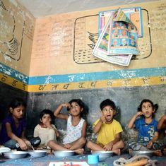 Rs 575 crore business – but 3 million children stand to lose their hot cooked meals in Maharashtra