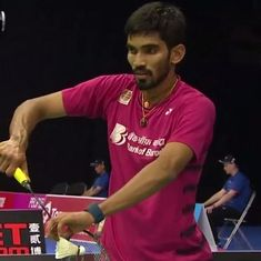 Srikanth Kidambi records comfortable win at Worlds on a good day for India