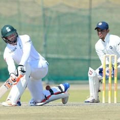 India A concede first innings lead against South Africa A on Day 3 of second unofficial Test