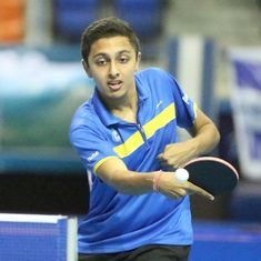 India paddler Mudit Dani clinches U-23 Butterfly Badger Open title
