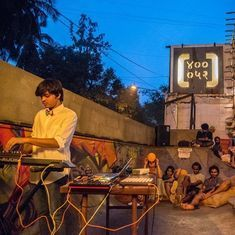 Sick of dubstep and Bollywood? This collective has the oddball, offbeat electronic music you want