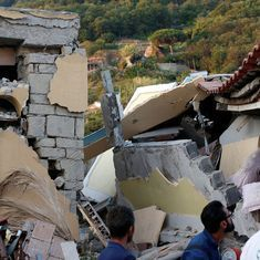 Italy: Two dead, 7-month-old baby rescued from debris after earthquake of magnitude 4.0 in Ischia