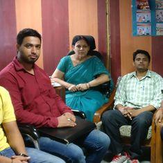 First students of Sanskrit journalism in Delhi prefer vaidyut madhyam to mudrankan madhyam