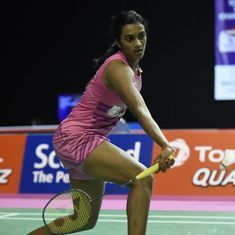 Sai Praneeth made to work hard, Sindhu and Ajay warm up in style for bigger challenges