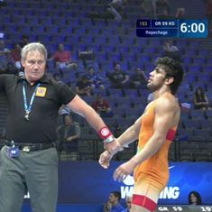 World Wrestling Championships: Another bad day in the office for Greco-Roman grapplers