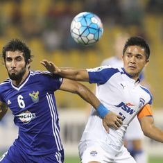 Defending against Sunil Chhetri: What it takes to stop India's star striker