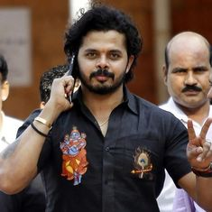 Supreme Court agrees to hear Sreesanth's plea against life ban imposed by BCCI