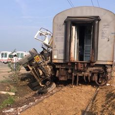 The big news: Kaifiyat Express derailment in UP leaves over 70 injured, and nine other top stories