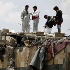 Yemen: At least 35 killed in air strike in Sanaa