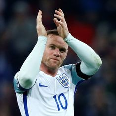 Football: Wayne Rooney to join Championship outfit Derby County as player-coach from January 2020