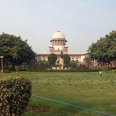 Centre tells Supreme Court it will set up 12 special courts to speed up cases against lawmakers