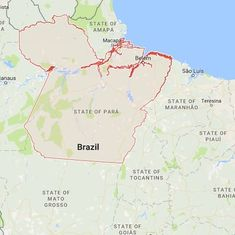 Brazil: At least 10 killed, dozens missing after passenger boat sinks in Xingu river