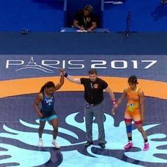Vinesh Phogat, Sakshi Malik out of medal contention at wrestling world championships