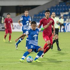 Bengaluru FC get season off to flying start after clean sheet and 3 goals under driving rain
