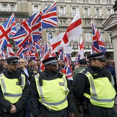How Far-Right groups like Britain First are co-opting Christianity as a cover for white nationalism