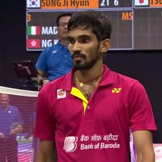 Srikanth Kidambi reaches quarter-final with a scintillating performance against Antonsen