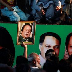 Lahore saw the birth of Nawaz Sharif's career. Does his homecoming rally there mark its end?