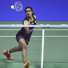 Struggling with her game, it was a question of survival for PV Sindhu and she pulled it off